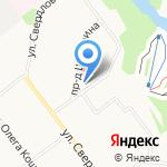 Участковый пункт полиции №13 на карте Кирова