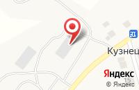 Схема проезда до компании Леспром в Прошино