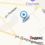 Рапсодия на карте Кирова
