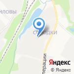 КОРСИКА на карте Кирова