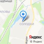 Ресанта на карте Кирова