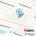 Аптечный склад на карте Кирова