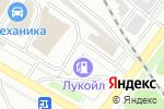 Схема проезда до компании Автостоянка в Кирове