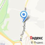 Азиат на карте Кирова