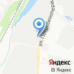 СТ Импорт на карте Кирова
