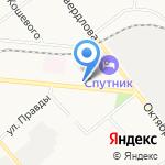 Олимп на карте Кирова