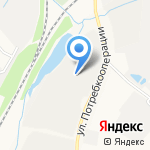Престиж на карте Кирова