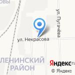 Астрим-Техстрой на карте Кирова