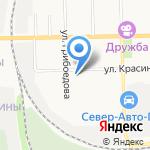 Кировская клиническая больница №7 им. В.И. Юрловой на карте Кирова