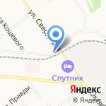 Капитал-Строй на карте Кирова
