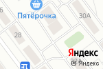Схема проезда до компании Северный берег в Кирове
