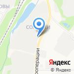 Синергия-М на карте Кирова