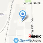 Формула питания на карте Кирова