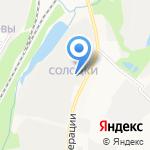 Монтажные технологии на карте Кирова
