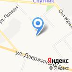 Юридическая консультация на карте Кирова