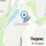 Металл-контакт на карте Кирова