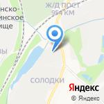 Дом Ковки на карте Кирова