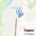 Евро-авто на карте Кирова