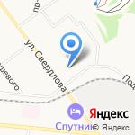 Пивная лавка на карте Кирова