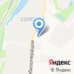 Автоателье на карте Кирова