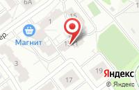 Схема проезда до компании Вф Велталл Ферлаг в Кирове