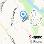 Ателье по пошиву и ремонту одежды на карте Кирова