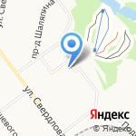 Мир красоты на карте Кирова