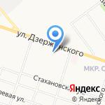 Штрих на карте Кирова