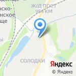 Строй Дача на карте Кирова