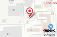 Схема проезда до компании Вятская Энерго-Сберегающая Компания в Кирове