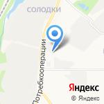 Sparta на карте Кирова