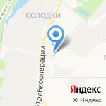 ЛесМашЦентр на карте Кирова