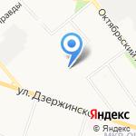 Детский сад №181 на карте Кирова