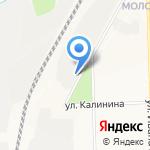 Кемпинг на карте Кирова