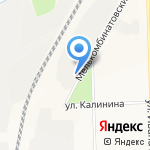 Пиломайзер на карте Кирова