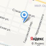 Электролаборатория на карте Кирова