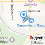 M-Auto на карте Кирова