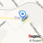 СПУТНИК ФИНАНС на карте Кирова
