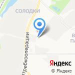 Илья Муромец на карте Кирова