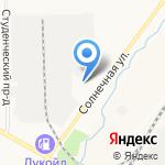 АвтоВольт на карте Кирова