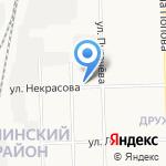 Адвокат Агеев М.В. на карте Кирова