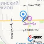 Взрывная цена на карте Кирова