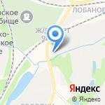 Кировская нефтебаза на карте Кирова