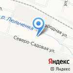 Меховая мода на карте Кирова