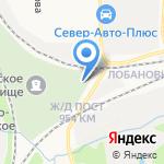 Церковь Михаила пресвитера на карте Кирова