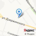 Детский сад №6 на карте Кирова
