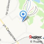 ВеК. Весь Камень на карте Кирова
