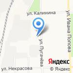 Страна карт на карте Кирова