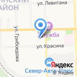 Фармаимпекс-Вятка на карте Кирова