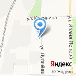 Fiore на карте Кирова